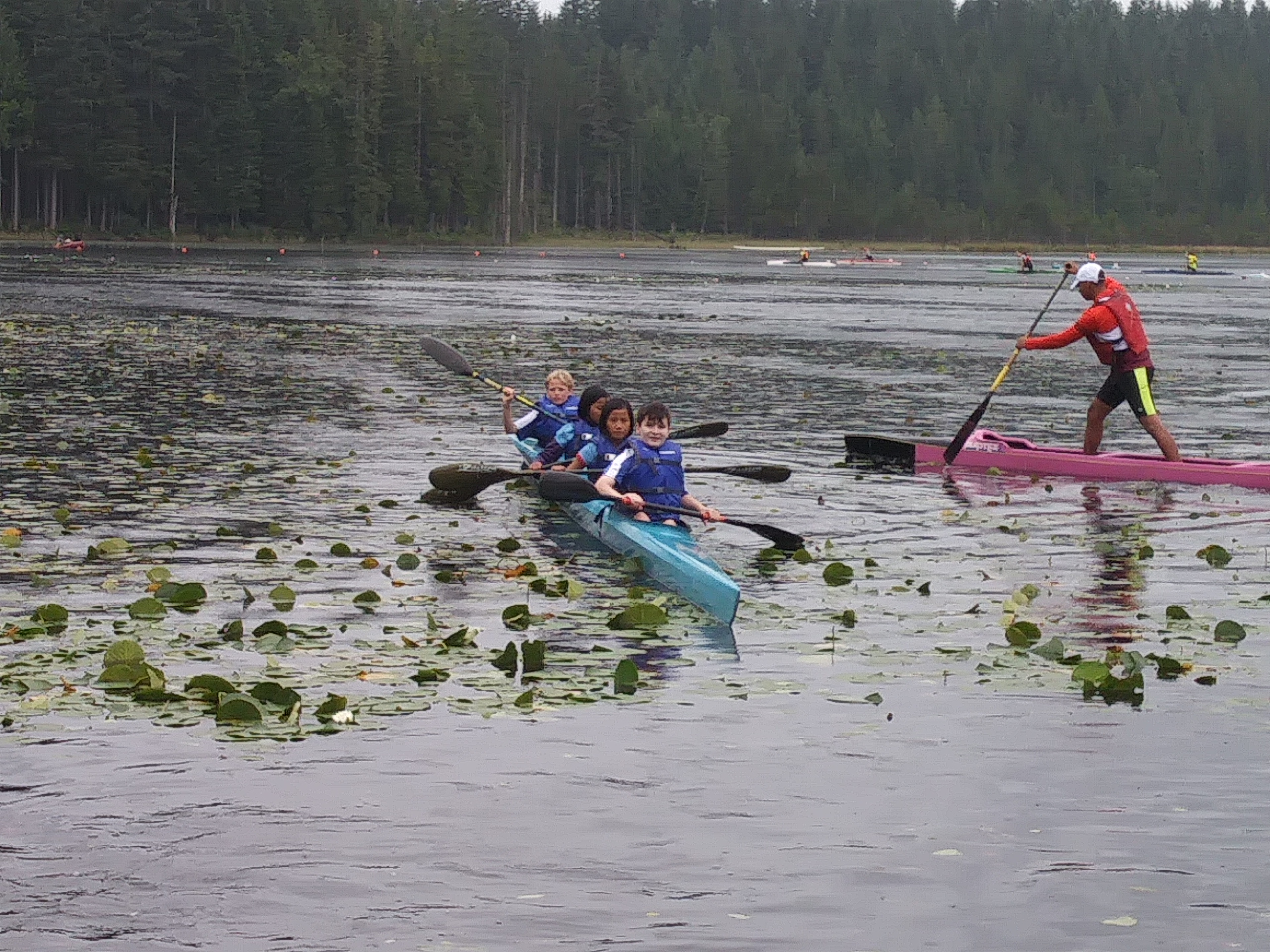 ◊ News/Announcements ◊ Seattle Canoe and Kayak Club